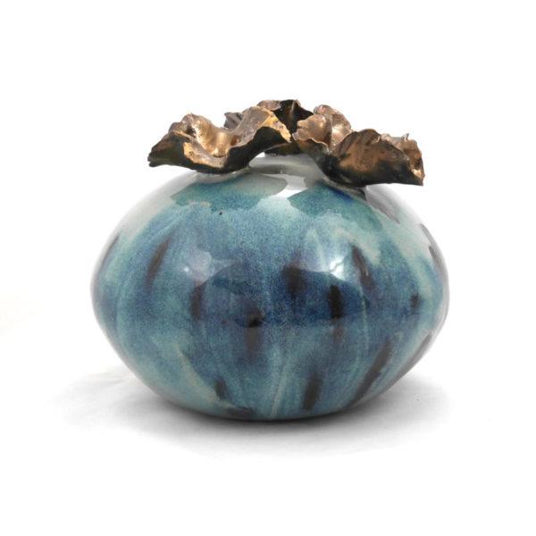 Objet de décoration poterie