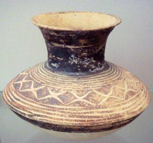 histoire de la poterie céramique